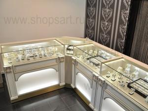 Коллекция ЭЛИТ ГОЛД для ювелирных магазинов
