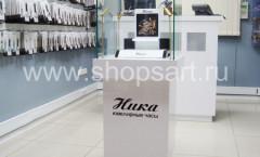 Фото магазина ювелирных часов НИКА