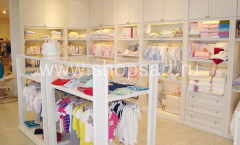 Фото магазина детской одежды Винни Dream House БЕЛАЯ КЛАССИКА