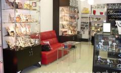 Торговое оборудование для магазина бижутерии 2 Salmanova коллекция РОЗОВЫЙ БУКЕТ