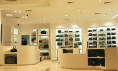 Фото магазина сумок Киплинг в ТЦ Лоте Плаза Москва коллекция БРЕНД