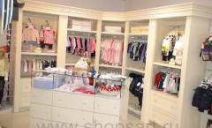 Фото магазина детской одежды Жирафа БЕЛАЯ КЛАССИКА