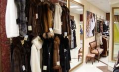 Фото магазина одежды из меха Ягуар Москва ХАЙ ТЕК