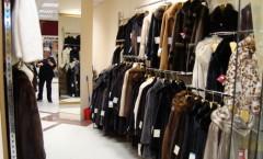 Фотографии магазина одежды