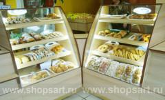 Магазин хлеба и кондитерских изделий