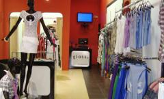 Фото магазина женской одежды Gloss Москва КРАСНАЯ ЛИНИЯ