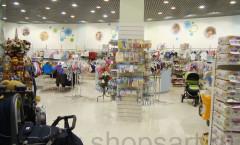 Фото магазина детской одежды Планета детства ГОЛУБАЯ ЛАГУНА