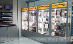 Магазин для музыкантов Proaudio