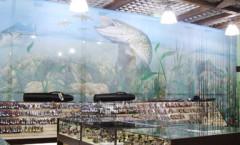 Магазин товаров для рыбной ловли
