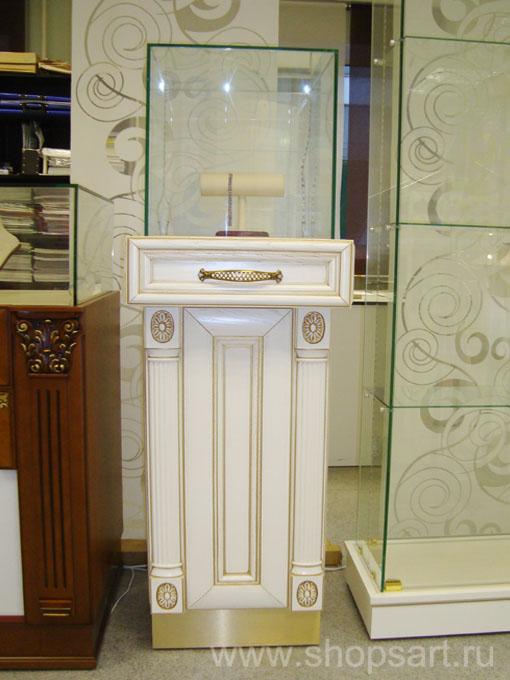 Торговое оборудование Элит Голд для ювелирных магазинов