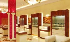 Фото VIP зала ювелирного магазина Золото Якутии