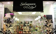 Торговое оборудование для магазина бижутерии Salmanova коллекция РОЗОВЫЙ БУКЕТ