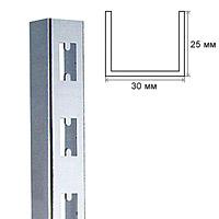 Стойка / GL 1  Высота: 2395 мм Цвет: хром Кол-во в упаковке (в розницу продается поштучно): 1 шт. Цена: 651,20 руб.