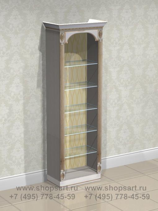 Торговое оборудование для детских магазинов витрина Элит Голд