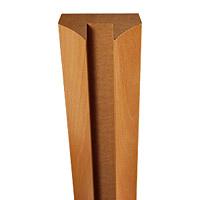 Декор стойки для GL 1 / GL 4  Кол-во в упаковке (в розницу продается поштучно): 1 шт. Цвет: клен/орех/алюминий Цена: 920,00 руб.