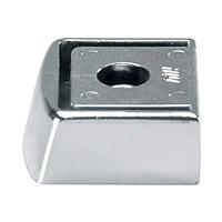 Ножка для GL 1 / GL 8  Цвет: хром Кол-во в упаковке (в розницу продается поштучно): 20 шт. Цена: 61,60 руб.