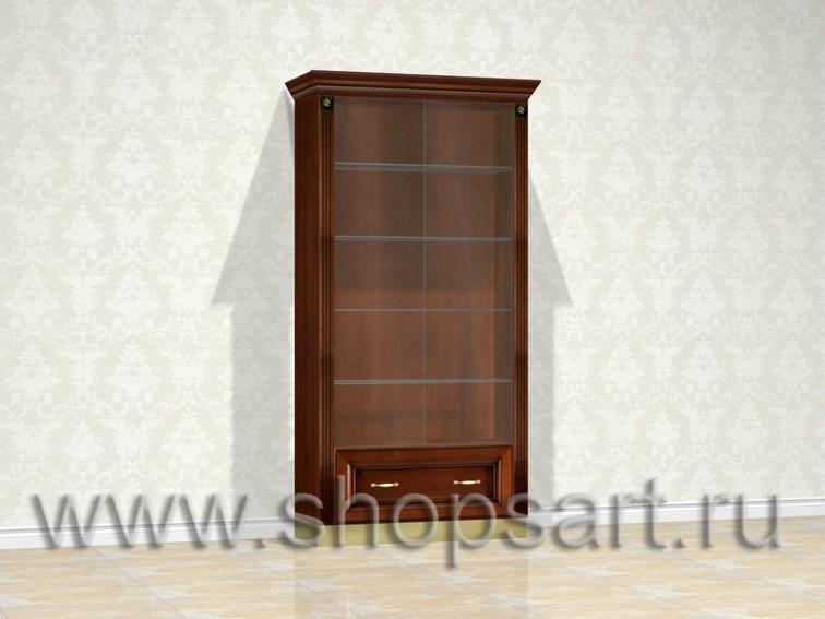 Шкаф для подарочной продукции и ювелирных украшений.