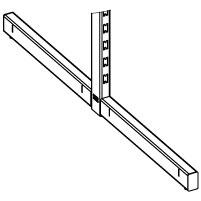 Стойка гондолы / GL 110P  Высота: 1495 мм Глубина: 950 мм Цвет: хром Примечание: регулируемые опоры в комплект не входят Кол-во в коробке (в розницу продается поштучно): 4 шт Цена: 2 112,00 руб.
