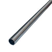 Труба / HP-5Глубина: 2000 ммДиаметр: 25 ммЦвет: сатин Кол-во в упаковке (в розницу продается поштучно): 5 шт.