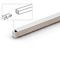 Прямоугольная труба 9х9мм / HP-9Цвет: хром Кол-во в упаковке (в розницу продается поштучно): 10 шт.Длина, мм:8961200