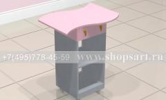 Стол торговый торговое оборудование ЛАСКАНА