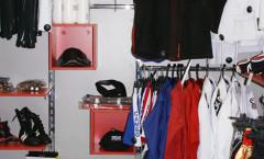 Магазин спортивной одежды SPORTSMAN в г. Химки, на основе коллекции Атланта