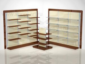 Торговое оборудование для магазинов обуви КОФЕ С МОЛОКОМ