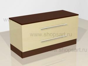 Накопитель с выдвижными ящиками КОФЕ С МОЛОКОМ