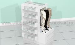 Оборудование для магазинов белья Изумруд