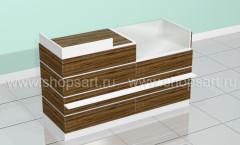 Кассовый стол Изумруд