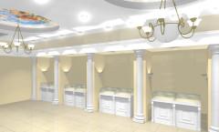 Коллекция БЕЛАЯ КЛАССИКА для ювелирных магазинов