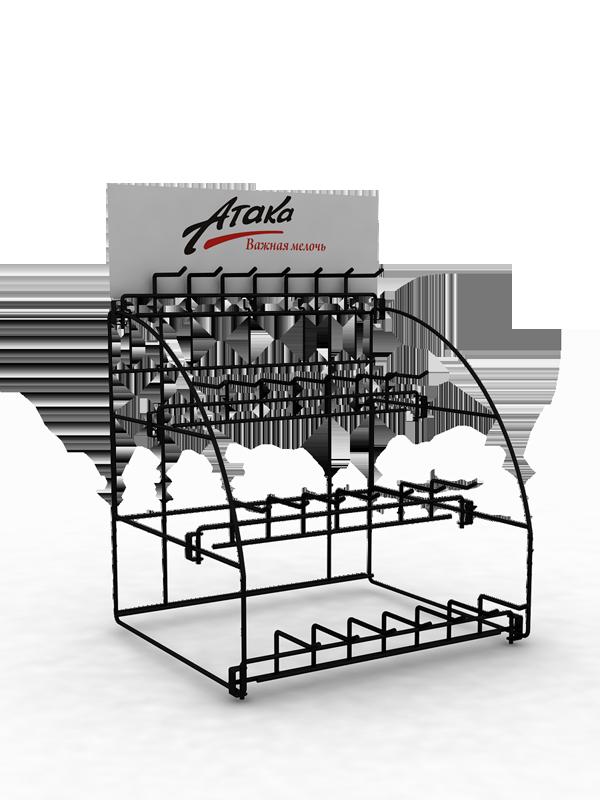 Модуль подвесной для сверел Атака