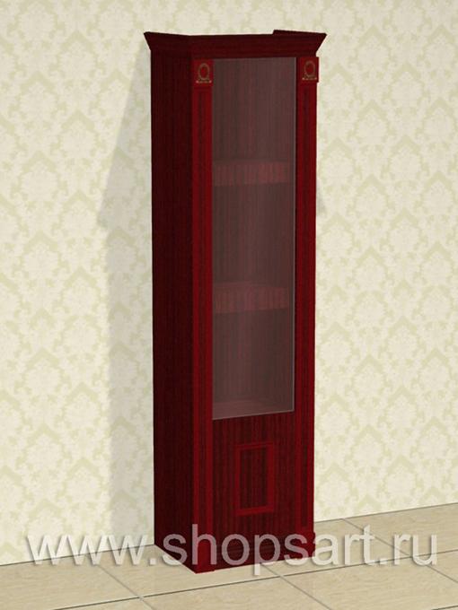 Шкаф для показа ювелирных украшений.