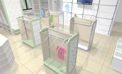 Визуализация 5 детского магазина на основе коллекции РОЗОВАЯ ФАНТАЗИЯ