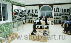 Магазин обуви 14 (Зал 1)