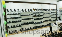 Магазины обуви 13 (Зал 1)