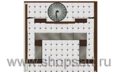 Дизайн интерьера ювелирного магазина Золотая Лилия коллекция ЭТАЛОН Дизайн 8