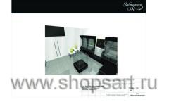 Дизайн-проект магазина авторской бижутерии Salmanova