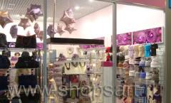 Фотографии магазина бижутерии на основе коллекции Розовый букет