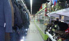 Торговое оборудование ОХОТА И РЫБАЛКА для Военторга Фото 13