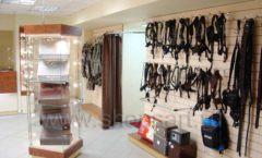 Торговое оборудование ОХОТА И РЫБАЛКА одежда оружейного салона На Люсиновской Фото 08