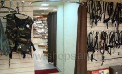 Торговое оборудование ОХОТА И РЫБАЛКА одежда оружейного салона На Люсиновской Фото 12