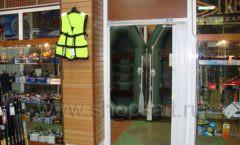 Торговое оборудование ОХОТА И РЫБАЛКА рыболовного магазина Правильные снасти Фото 05