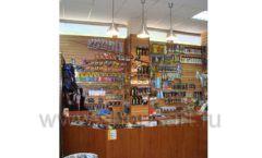 Торговое оборудование ОХОТА И РЫБАЛКА рыболовного магазина Правильные снасти Фото 08