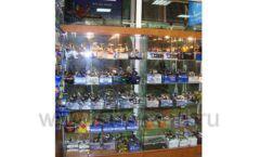 Торговое оборудование ОХОТА И РЫБАЛКА рыболовного магазина Правильные снасти Фото 10