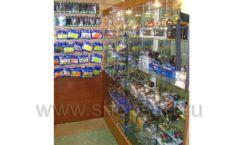 Торговое оборудование ОХОТА И РЫБАЛКА рыболовного магазина Правильные снасти Фото 11