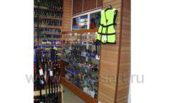 Торговое оборудование ОХОТА И РЫБАЛКА рыболовного магазина Правильные снасти Фото 12