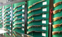 Торговое оборудование РОНДО для оружия и рыбалки Охота на рыбалку Фото 01