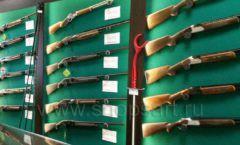 Торговое оборудование РОНДО для оружия и рыбалки Охота на рыбалку Фото 02
