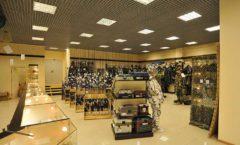 Торговое оборудование РОНДО для оружия и рыбалки Охота на рыбалку Фото 05